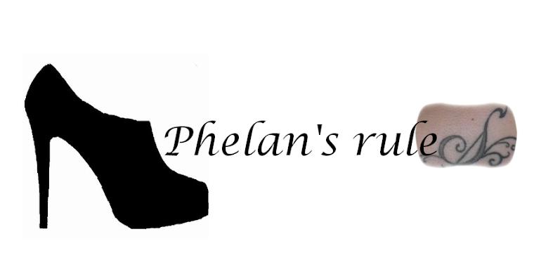 Phelan's rules