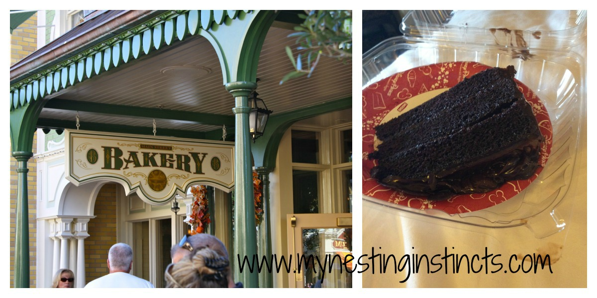 My Nesting Instincts 31 Days of Disney World Main Street Bakery