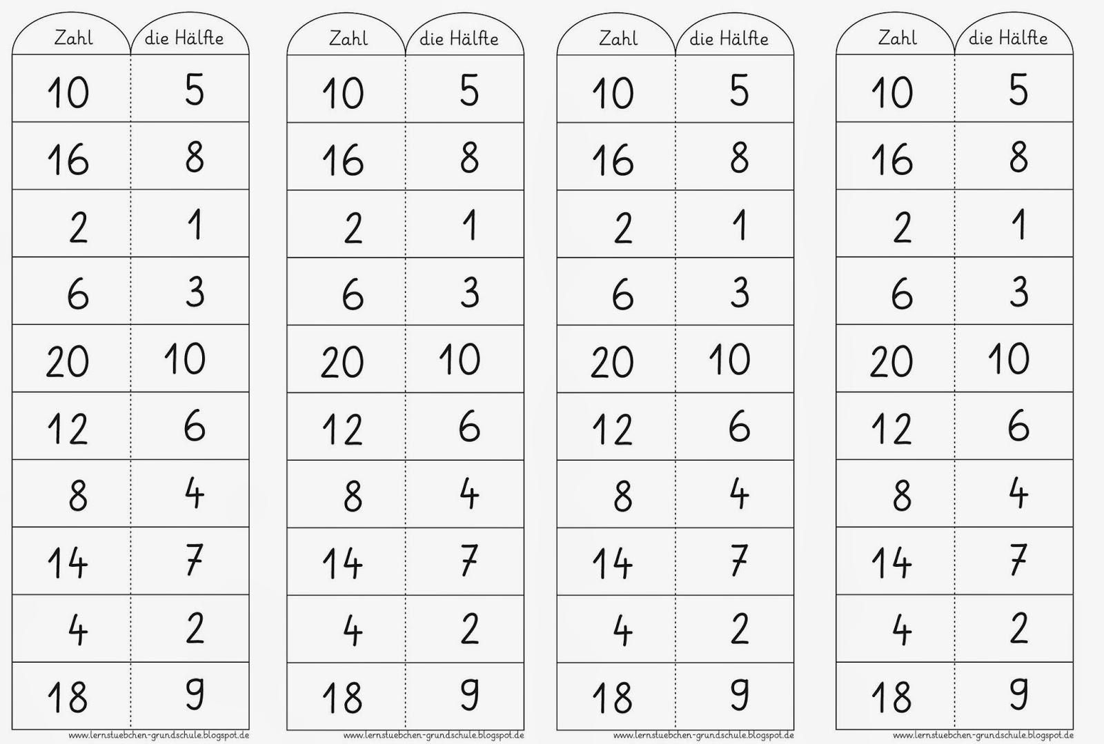 Mathe ubung klasse
