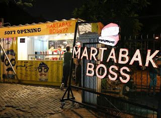 Daftar Harga Menu dan Alamat Martabak Boss