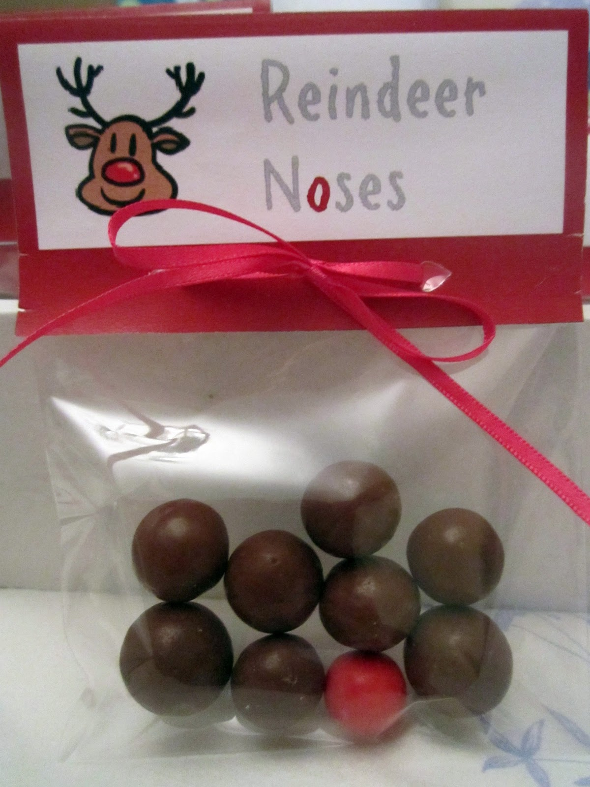picture about Reindeer Noses Printable named Generate reindeer noses for Xmas no cost printable