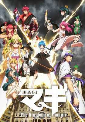 Magi Season 2 - The Kingdom Of Magic Sub Indo