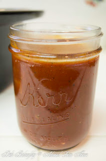 Homemade Low Cal BBQ sauce