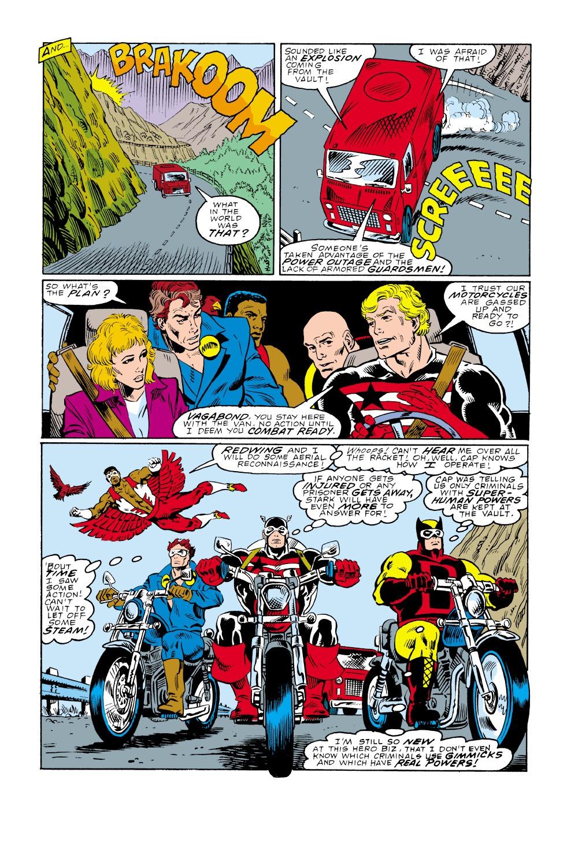 Captain America (1968) Issue #340 #270 - English 10
