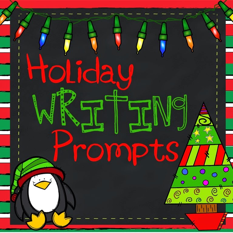 http://www.teacherspayteachers.com/Product/Holiday-Writing-Prompts-1588900