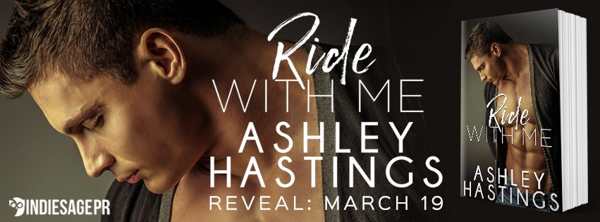 Ride With Me Cover Reveal