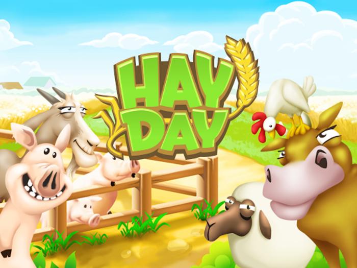 لعبة Hay Day معدلة