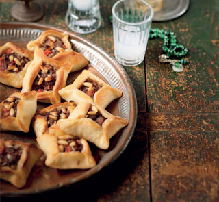 Open Meat And Tomato Pies (Sfiha) Recipe