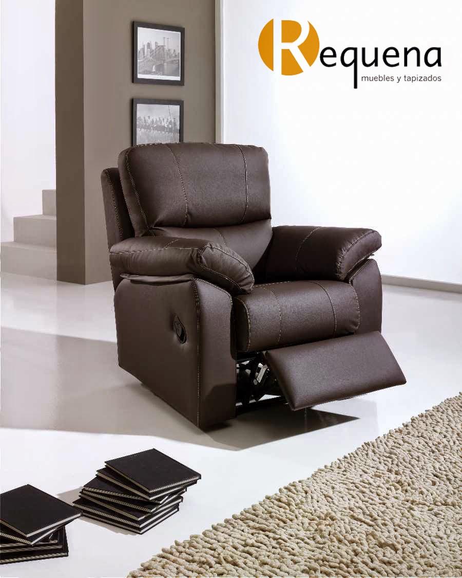 Muebles y tapizados requena el sill n relax el mejor for El mejor sillon relax