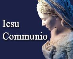 Iesu Communio
