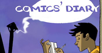Comic&#39;s Diary la rubrica di Ned su COMX DOME