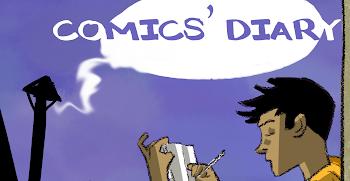 Comic's Diary la rubrica di Ned su COMX DOME