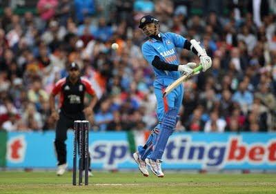 Rahul Dravid farewell debut T20