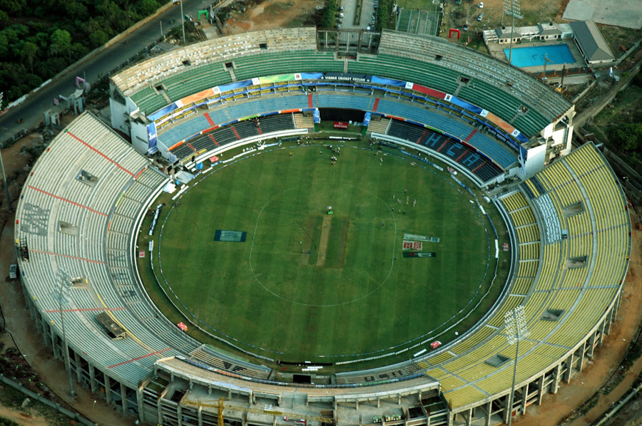 Rajiv Gandhi International Cricket stadium, Uppal, Hyderabad Photos : Photobundle