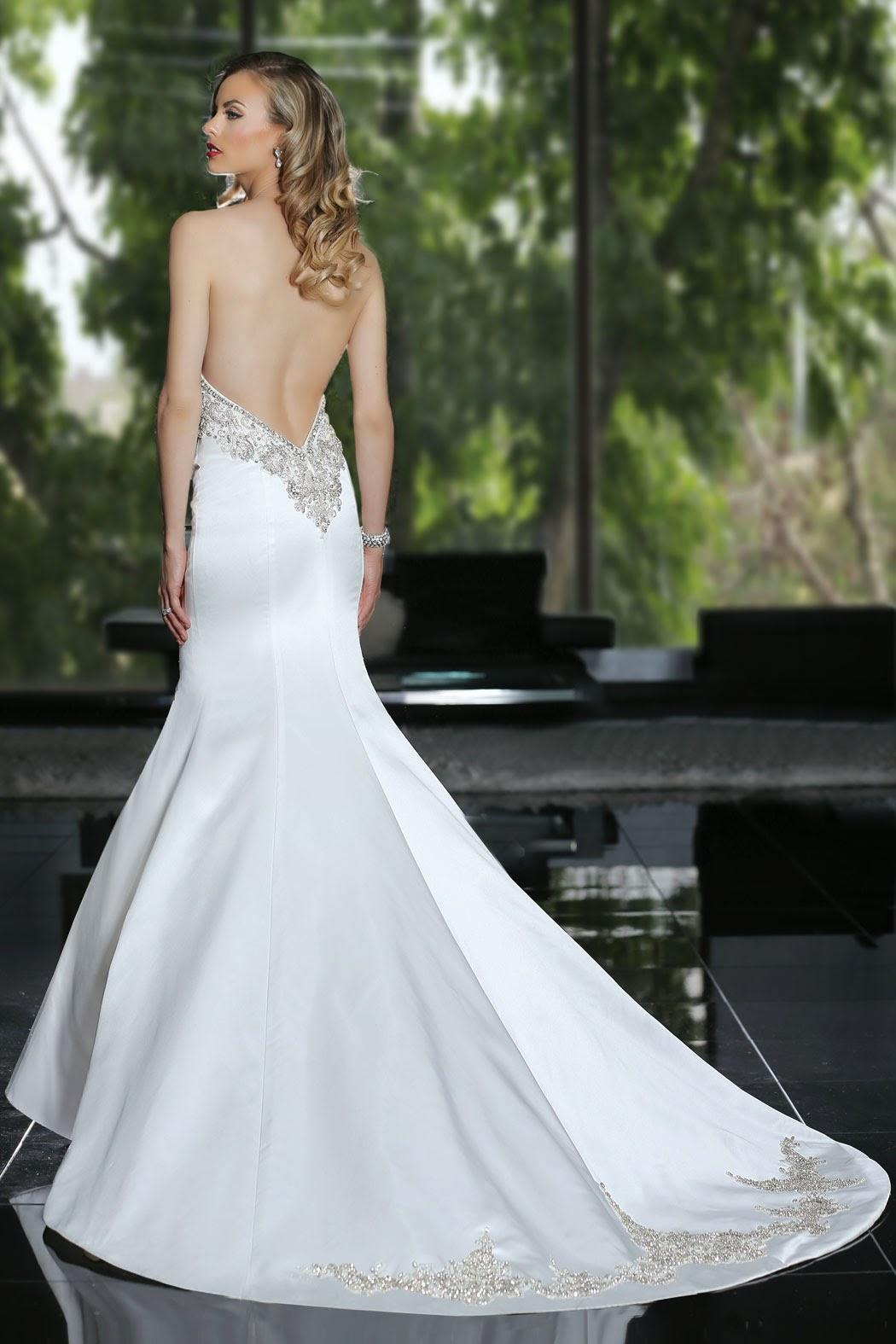 The Rachel, Monica & Phoebe Wedding Dress SALE! | Mariolka\'s Bridal ...
