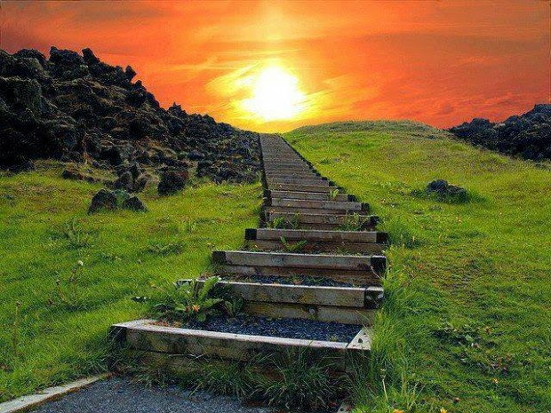 Stairway to Heaven-Iceland