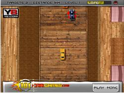Đua xe trong nhà, game dua xe
