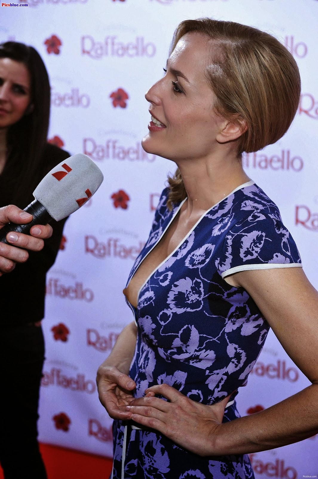 Gillian Anderson Nip slip