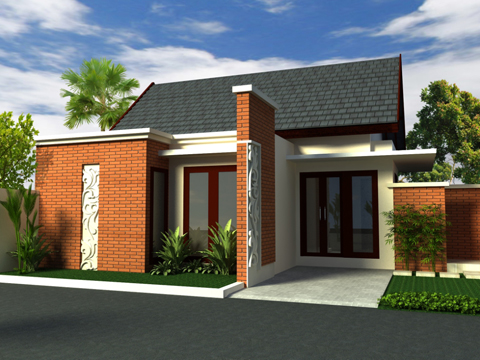 desain+rumah+minimalis+gaya+bali+1 Rumah Minimalis Gaya Bali