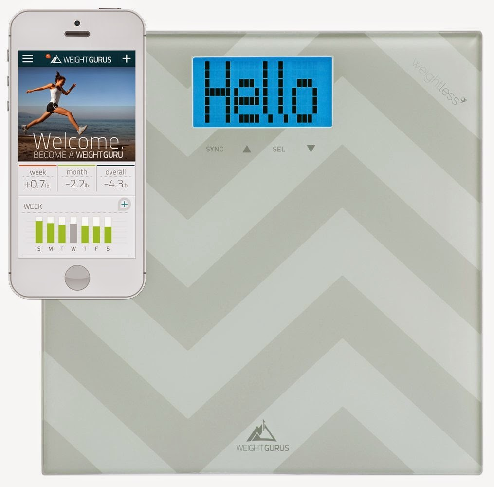Pamdemonium Weight Gurus Digital Bathroom Scale Review