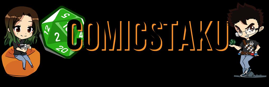 Comicstaku | Unidos em um só mundo!