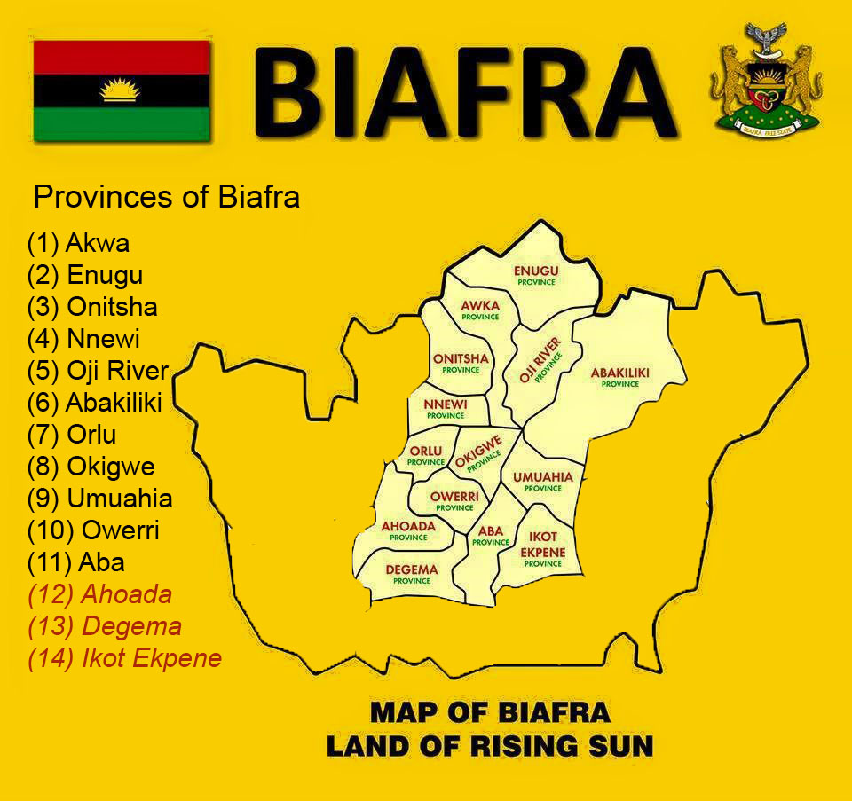What is biafra the quest for africas true identity history self determination is as legitimate as the human rights of an individual self determination in my eyes is a way of expressing total freedom and ccuart Choice Image