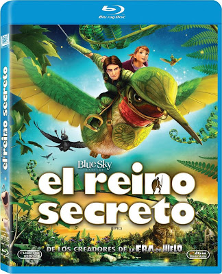 Epic+2013+BD El Reino Secreto [Epic] [2013] [BrRip 720p] [Latino AC3 5.1]