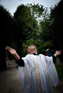 Silly vicar
