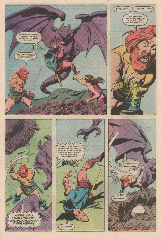 Conan the Barbarian (1970) Issue #167 #179 - English 19
