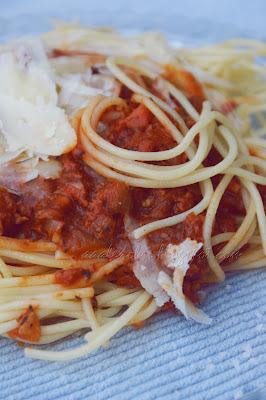 spaghetti bolognese aaaledobre.blogspot.com