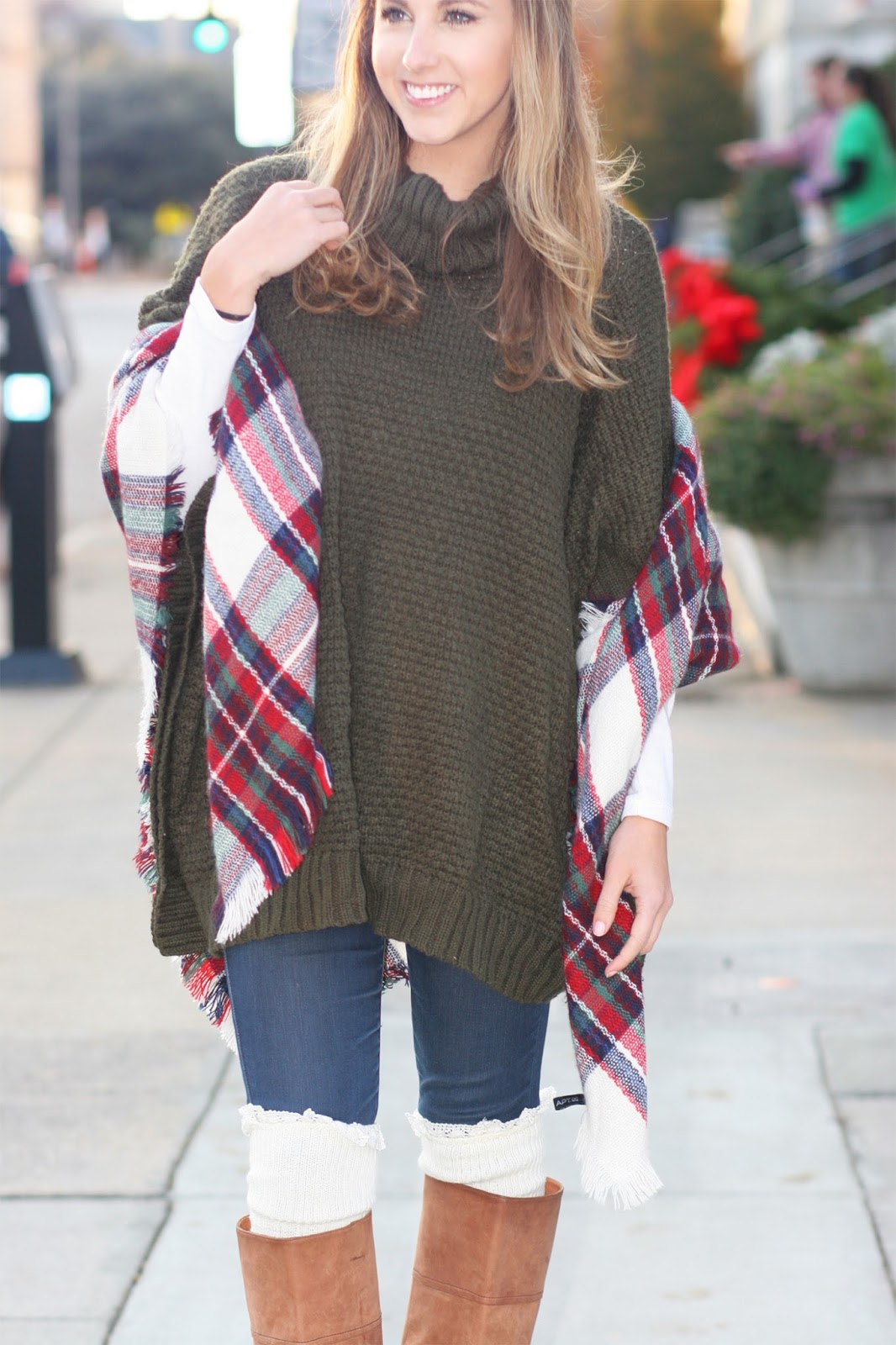winter-layers-cable-knit-sweater-blanket-scarf-and-boot-socks