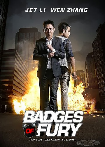 Film Badges Of Fury en streaming