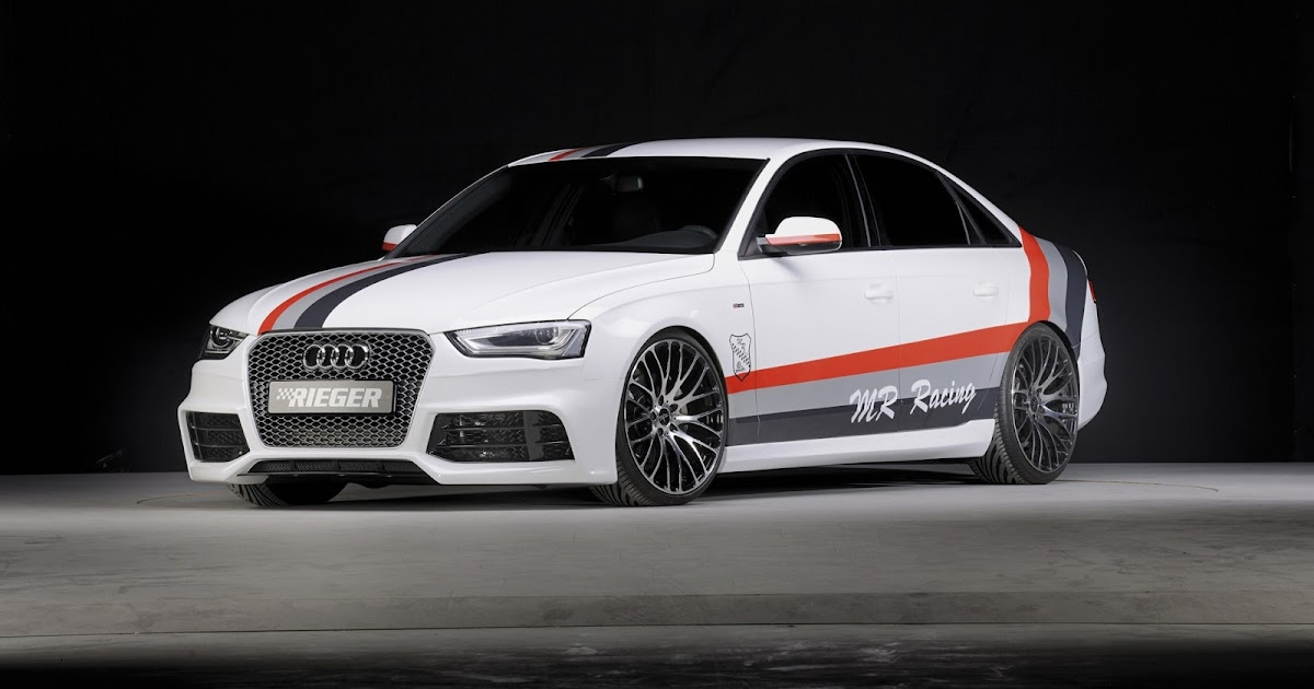 All Cars Nz 2013 Audi A4 B8 Facelift By Rieger