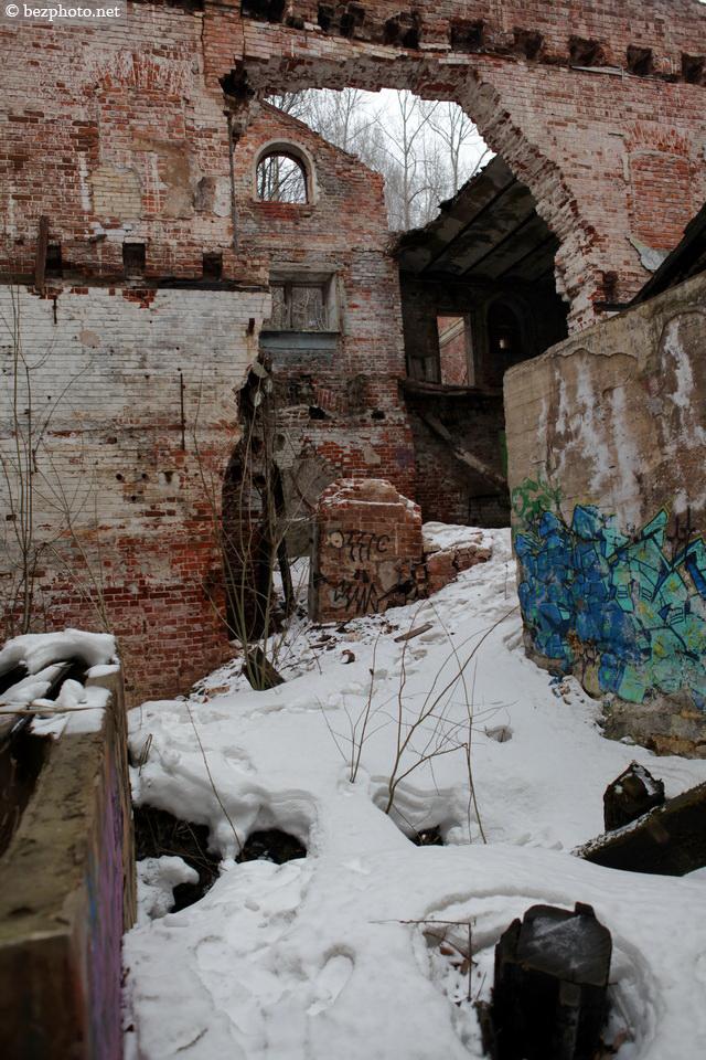 куйбышевская водонапорная станция