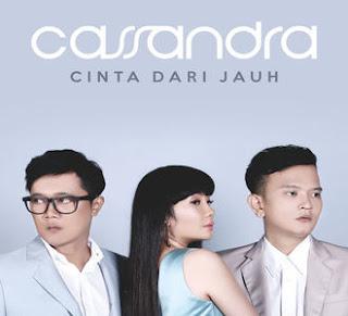 download lagu terbaru 2016 Cassandra - Cinta Dari Jauh