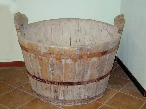 Chiaraoscura - Tinozza da bagno ...