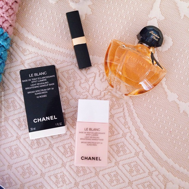 Personal Beauty || Chanel Makeup + Shalimar Perfume || Allegory of Vanity