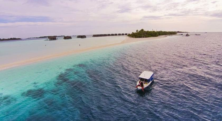 Stingray Beach Inn Maafushi Maldives