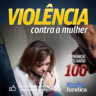 DIGA NÃO A VIOLÊNCIA CONTRA A MULHER