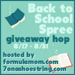 Back to School Spree GiveItAway! #B2SSpree