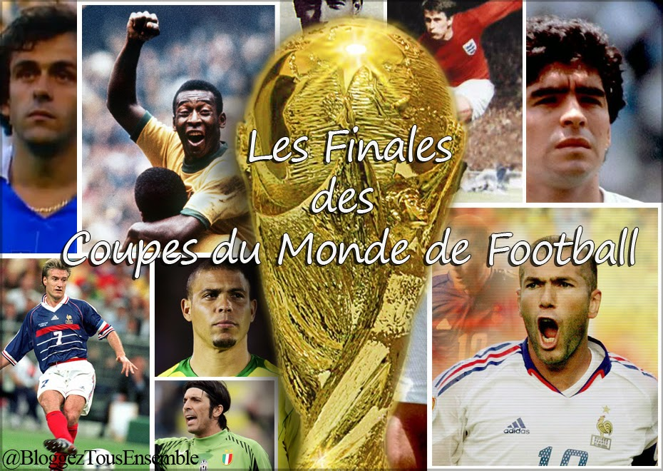 Finales des Coupes du Monde de Football