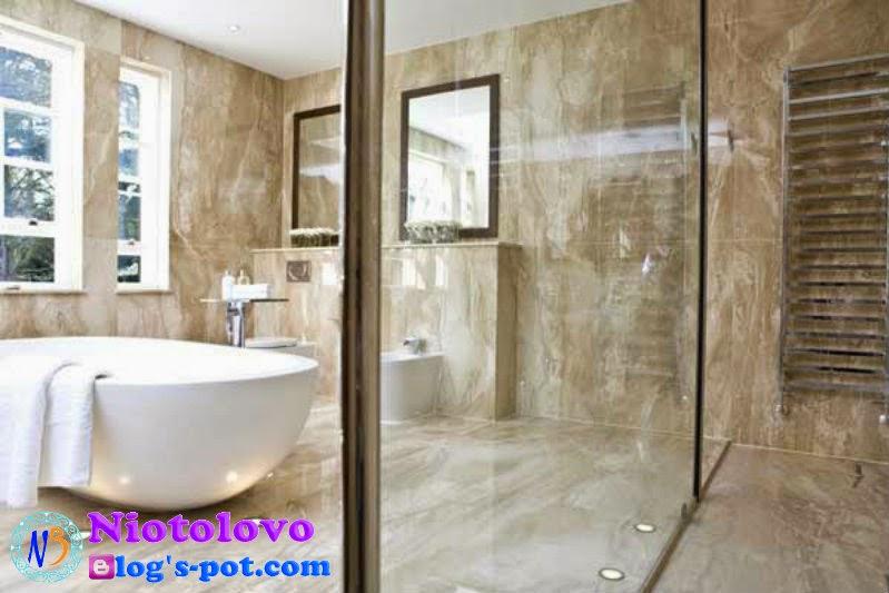 desain kamar mandi bergaya kontemporer klasik niotolovo