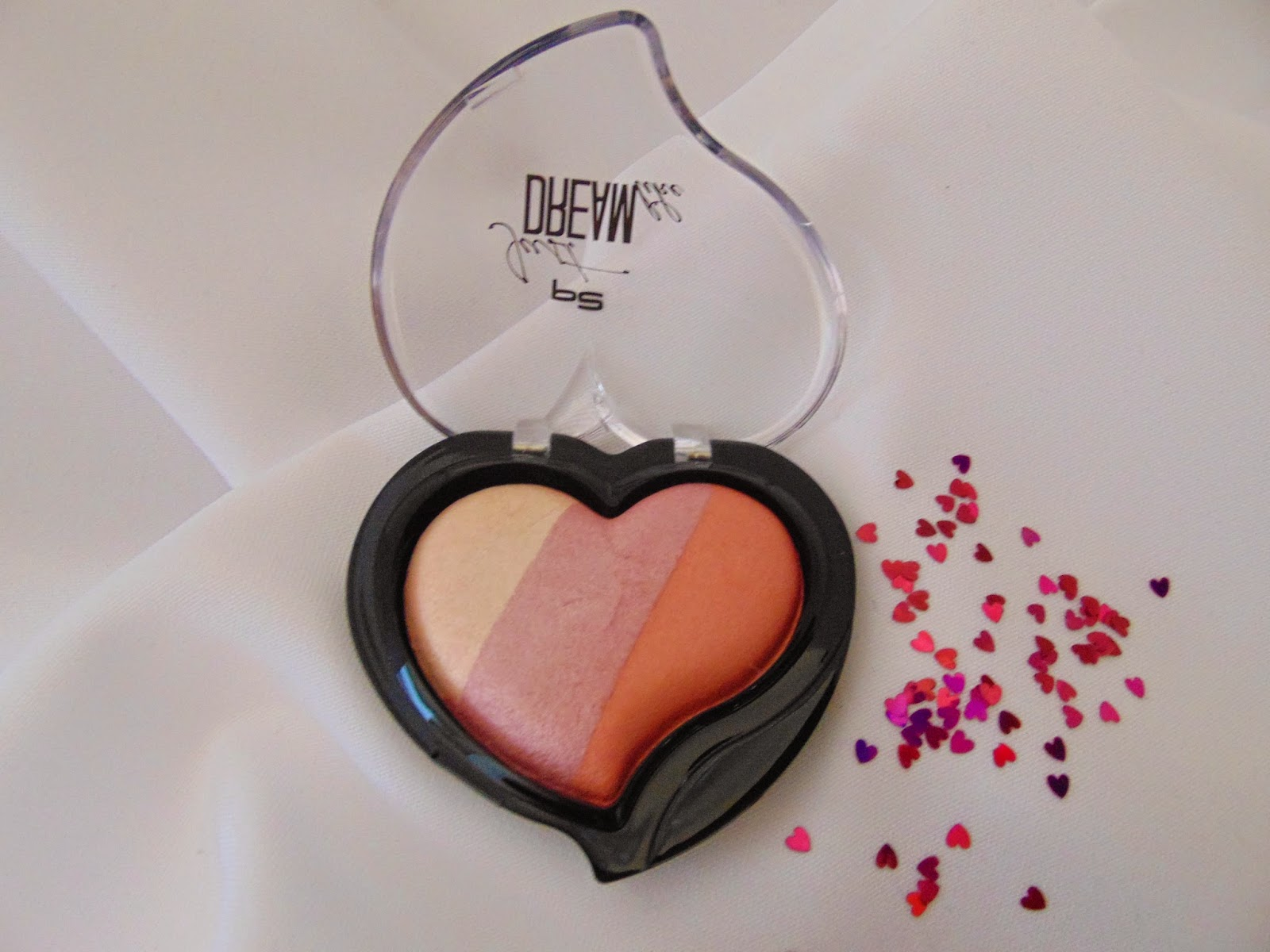 p2 Limited Edition: Just dream like - endless love trio blush - Hearts Desire - www.annitschkasblog.de
