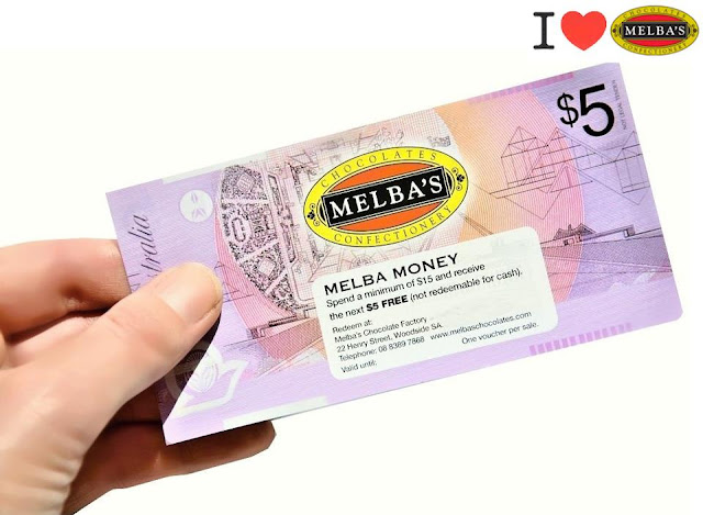MELBA MONEY