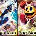 """Pac-Man e Mega Man em """"Street Fighter x Tekken"""", mas..."""