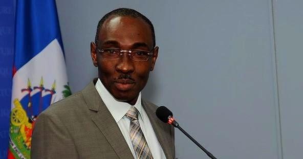 Allocution du premier ministre son excellence monsieur evans paul - Monsieur le directeur de cabinet ...