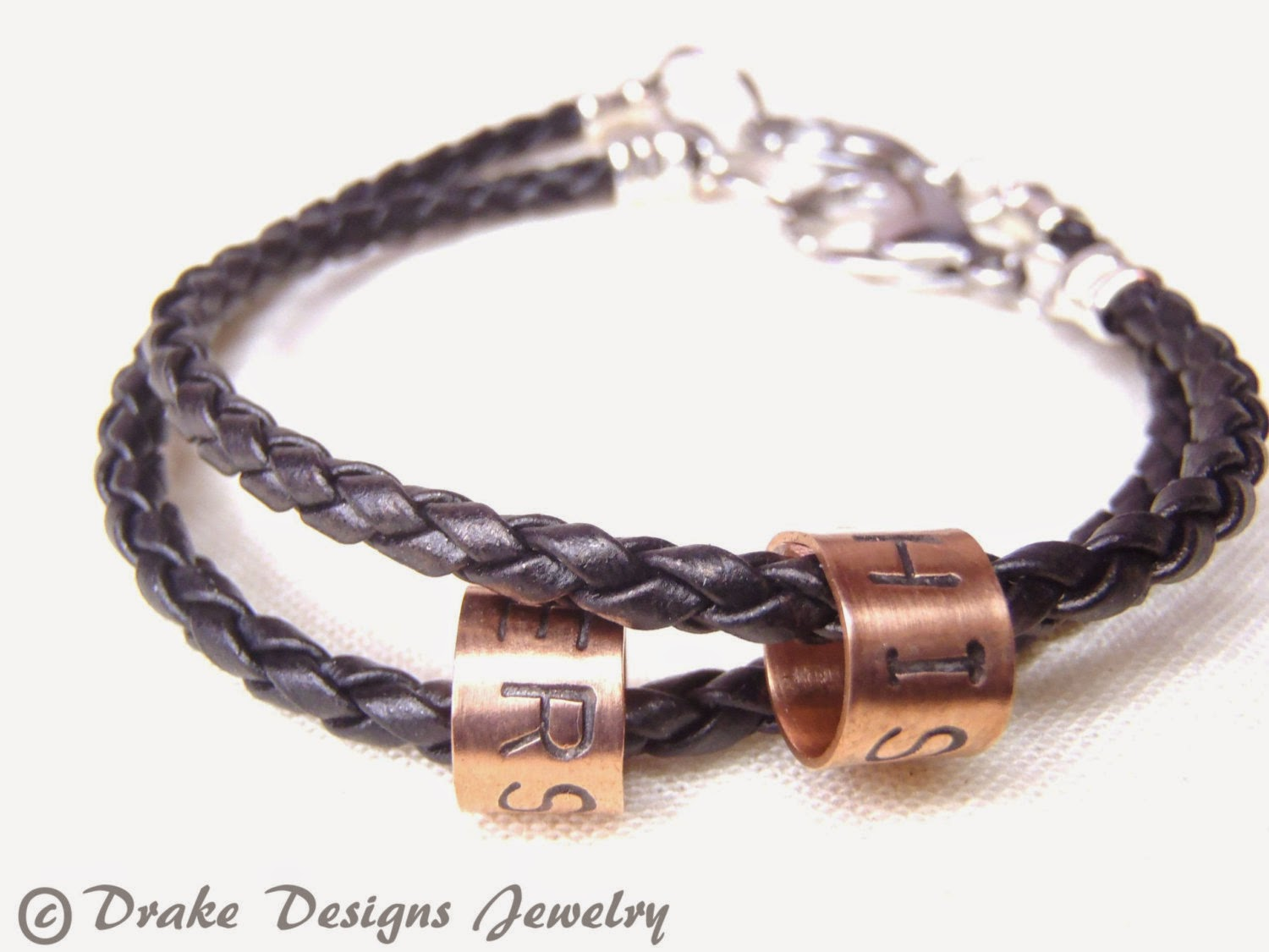 Cute Bracelets For Couples - dashingamrit