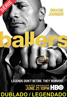 Assistir Ballers Dublado e Legendado