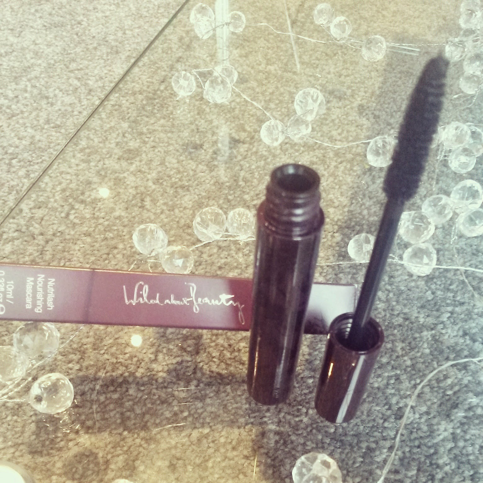 Wild about beauty nutrilash mascara