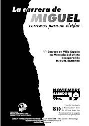 1° Carrera Año 2005